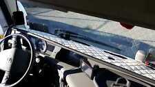 truck LKW VOLVO FH 4 2013 Passform Armaturen Abdeckung Beige Kunstleder H16