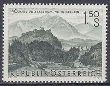 Österreich Austria 1960 ** Mi.1082 Landschaft Landscape