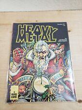 Heavy Metal Magazine #9 December 1977 Moebius Corben Druillet Spielberg
