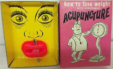 How to lose Weight with Honorable Acupuncture Funny Gag Birthday Gift