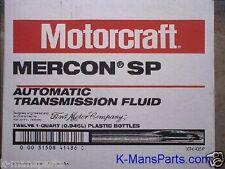 Motorcraft Mercon SP TorqShift transmission fluid XT6QSP case 12 quarts