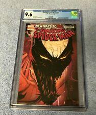 Amazing Spider-Man #571 CGC 9.6 Variant Ed. Romita Jr., Jansen Cover.