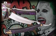 DC Comics Suicide Squad The Joker Switchblade Razor Prop Replica Letter Opener