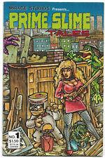 PRIME SLIME TALES#1 VF/NM 1986 TMNT MIRAGE STUDIOS COMICS