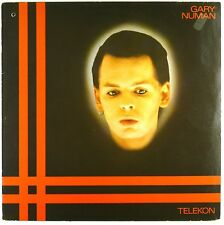 """12"""" LP-Gary Numan-telecomunicazione-a3554-Slavati & cleaned"""