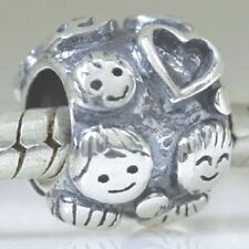 Mum Family Ties Charm Bead 925 Sterling Silver