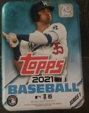 Topps Series 1 tin with other cards. ( read description)