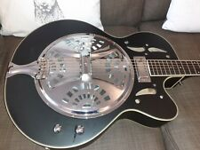 More details for harley benton resonator guitar electro (cash on collection only)