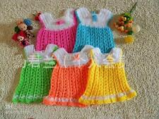 Knitting Patterns for new born to 18 month old. free p&p