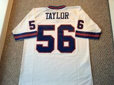 Lawernce Taylor New York Giants  XXL Mitchell And Ness Throwback Sewn Jersey '86