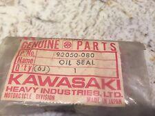 Kawasaki KZ650 KZ750 OIL SEAL  92050-080 NOS