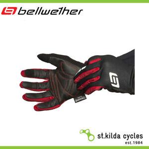 Bellwether Bike/Cycling Gloves - Coldfront Gloves - Black