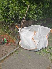 Gartenabfall Big Pack Gartensack 90x90x90 cm 1000 KG Profi