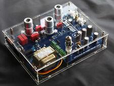 Little Bear V2.6 EI T10 12AX7 Tube valve Phono Turntable  Preamp preamplifier UK