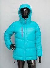 NORRONA LYNGEN DOWN 750 Jacket Ladies Puffa Hooded Coat M