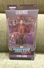 Guardianes de la galaxia STAR-LORD Marvel Legends SeriesFigura Vol. 2 2016 NIP