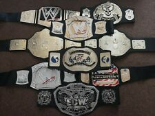 WWE Belts. Props. Costume. Cosplay. Kids