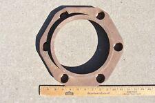 Cool.Antique Cast Iron Industrial Iron Age Art Steel Machine SteamPunk Gear Base