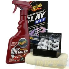 Meguiar´s Smooth Surface Clay Kit,