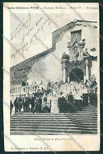 Palermo Piana dei Greci cartolina QQ0593