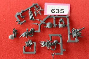 Games Workshop Warhammer Chaos Space Marines Terminators Lord Bits Spares New GW