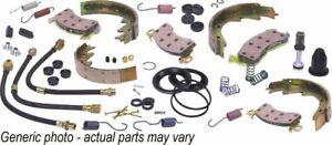 1957-60 Ford F-100 Standard Brake Rebuild Kit (manual drum; 2WD)