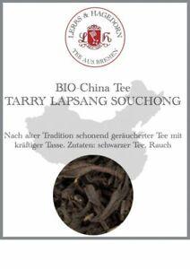 BIO China Tee Tarry Lapsang Souchong 1 kg