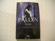 FALLEN / LAUREN KATE / BUR BIG