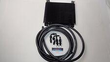 Automatic Transmission Cooler Line Kit -6AN Push Lock Hose GM 4L65E,W/Cooler