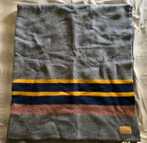 "Pendleton Yakima Camp Blanket Twin 66""x84"" Wool"