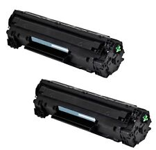 2-Pk/Pack 78A CE278A Toner for HP LaserJet Pro M1536DNF MFP P1560 P1566 P1606DN