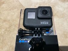 GoPro Hero7 Black with extra battery, charger, remote and comes in box