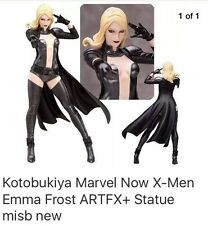 Kotobukiya Marvel Now X-Men Emma Frost ARTFX+ Statue misb new