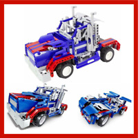 Tekno Toys Active Bricks 2in1 Pickup And Roadster RC Car Construction Blocks