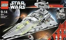 lego Star Wars Set number 6211 pre-owned, Imperial Star Destroyer 100% Complete.