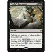 3x Vraska's Contempt Rare Black Instant Removal MTG Ixalan