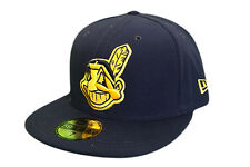 Cleveland Indians New Era 59FIFTY Baseball Cap Size 7 1/4
