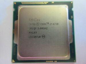 Intel SR1QF Core i7-4790 3.6GHz 8MB Socket 1150 CPU Processor LGA1150