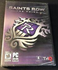 Saints Row [ The Third ] (PC) NEW