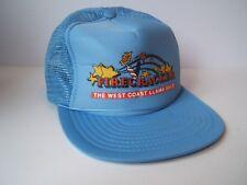 Firecracker The West Coast Llama Sale Hat Vintage Blue Snapback Trucker Cap