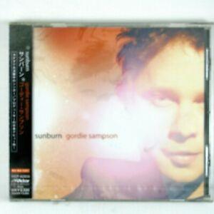 GORDIE SAMPSON Sunburn CD 2004 CELTIC POP/ROCK (SEALED/UNPLAYED)