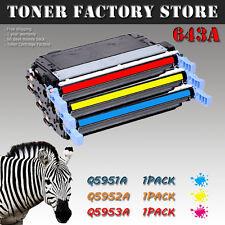 3PK 643A Q5951A Q5952A Q5953A Toner For HP 4700 4700dn 4700dtn 4700n 4700ph