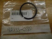 Kawasaki,92033 035,Circlip 37mm gear change drum,ZX600 ZR550/750 ZL600, NOS