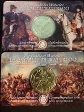 "2,5 euros BELGIQUE 2015 ""La Bataille de Waterloo"""