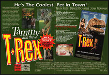 TAMMY and the T-REX__Orig 1994 Trade print AD promo__DENISE RICHARDS_TERRY KISER