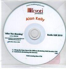 (CM931) Alan Kelly, After The Morning sampler - 2010 DJ CD
