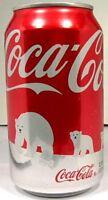 MT UNOPENED 12oz Can American Coke Coca-Cola IWF Save Polar Bear Issue 2011 USA