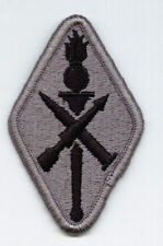 ACU PATCH ARMY MISSILE SCHOOL