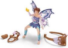 *NEW* SCHLEICH 42099 Limeya Elf Riding Set - Bayala Elven Character