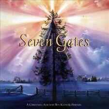 Seven Gates: A Christmas Album CD Ben Keith Neil Young Johnny Cash JJ Cale! USA!